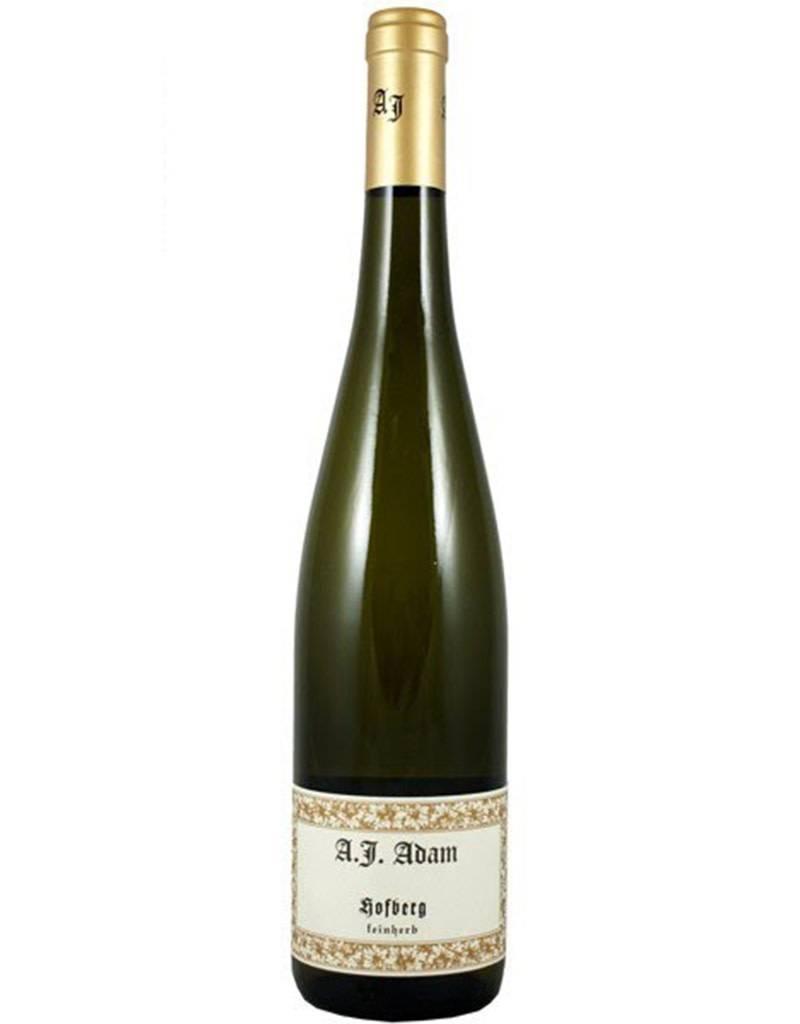 Weingut A.J. Adam 2016 Trocken Riesling