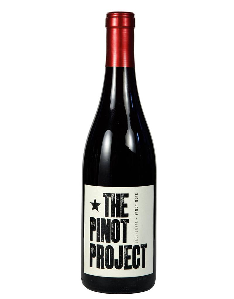 The Pinot Project 2016 Pinot Noir, California