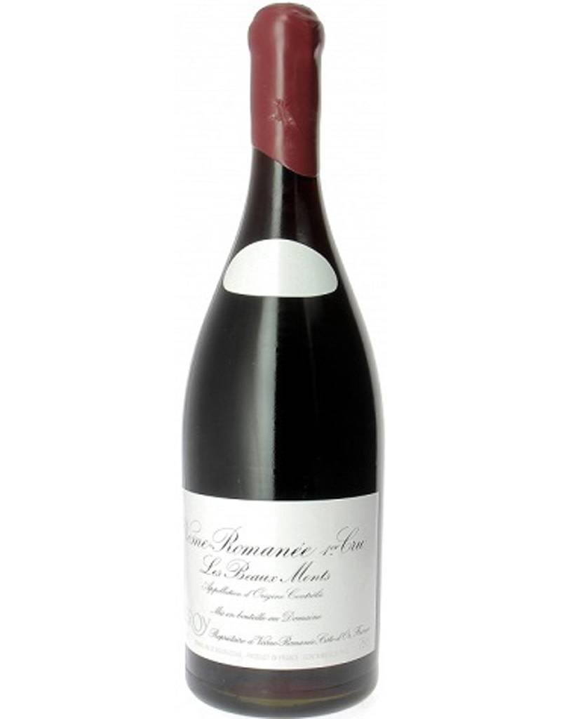 Domaine Leroy 2014 Vosne Romanee 1st Cru Beaux Monts [Bottle# 00464], Rouge