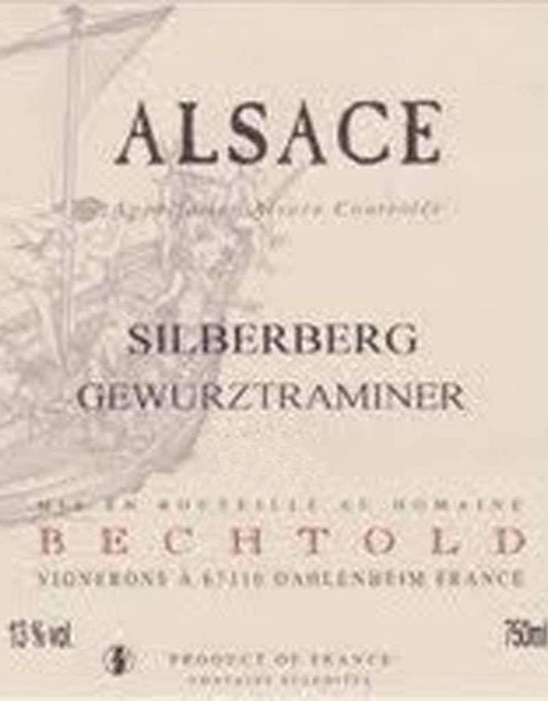 Domaine Bechtold 2012 'Silberberg' Gewurztraminer, Alsace