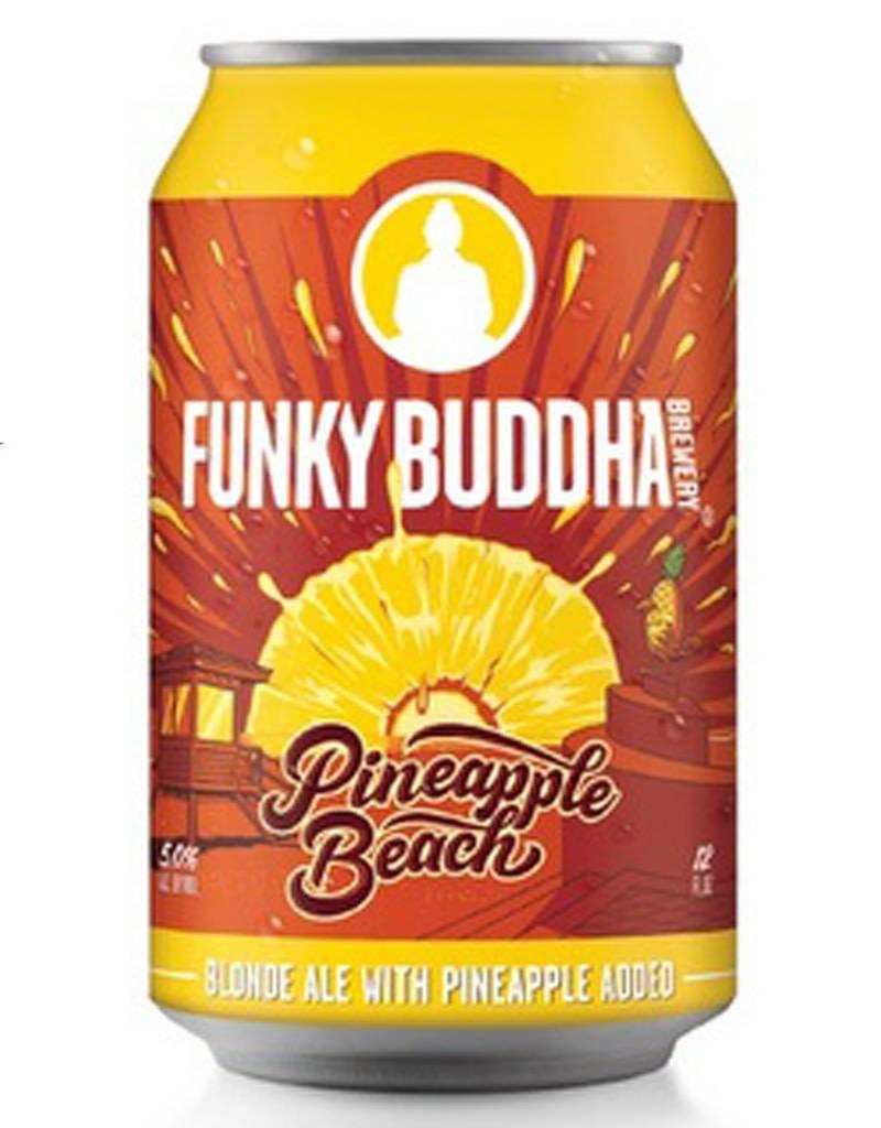 Funky Buddha Brewery Funky Buddha Brewery 'Pineapple Beach' Blonde Ale, 6pk Cans