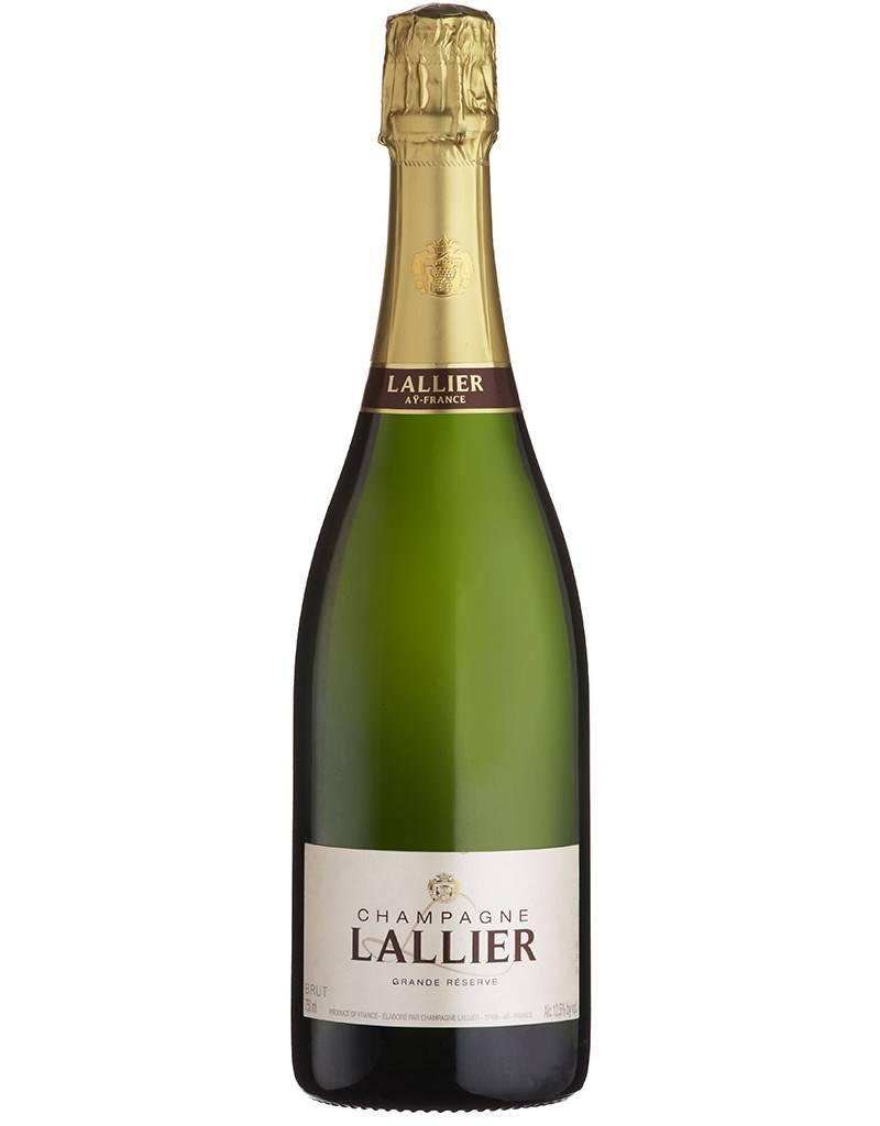 Champagne Lallier Brut Reserve, Grand Cru NV Champagne, 1.5L