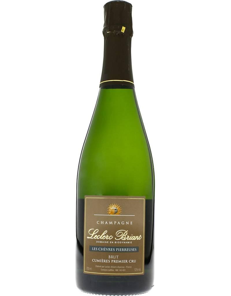 Champagne Leclerc Briant NV Les Chevres Pierreuses Cumiers Premier Cru Brut