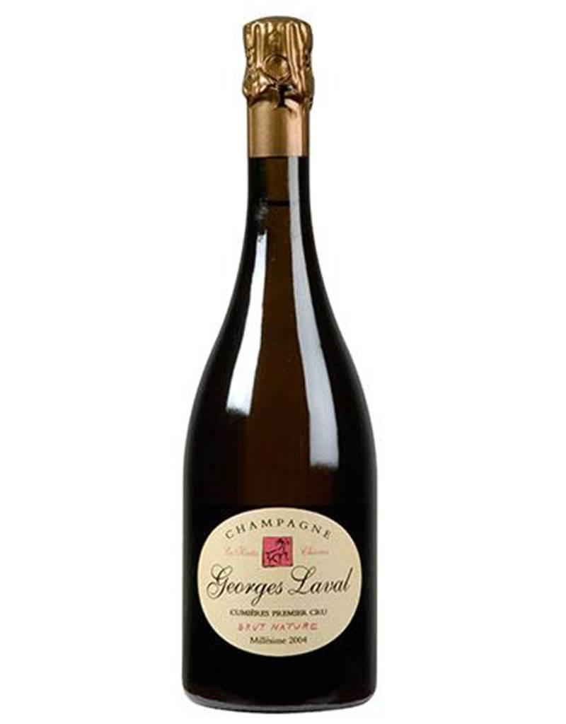 Champagne Georges Laval Georges Laval 2012 'Hautes Chevres' Blanc de Noirs Brut Nature Champagne