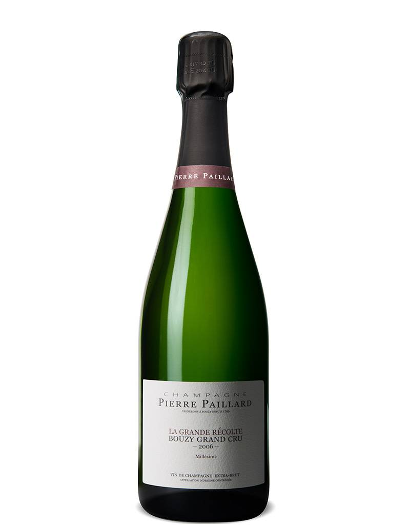 Pierre Paillard 2006 'La Grande Recolte' Millesime Extra Brut Champagne