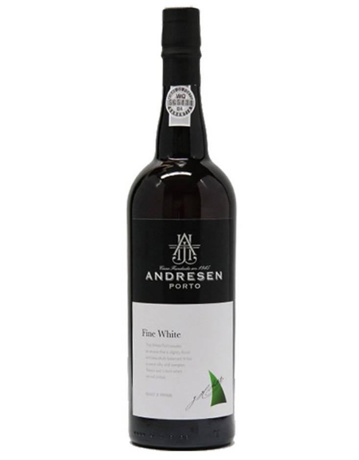 J.H. Andresen Fine White Porto