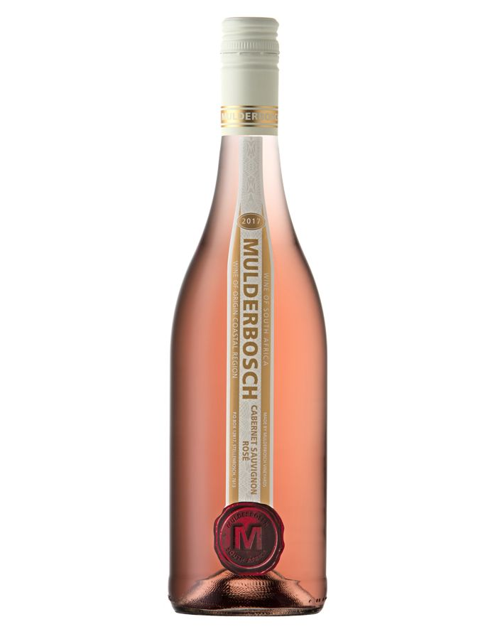 Mulderbosch 2017 Cabernet Sauvignon Rosé, South Africa