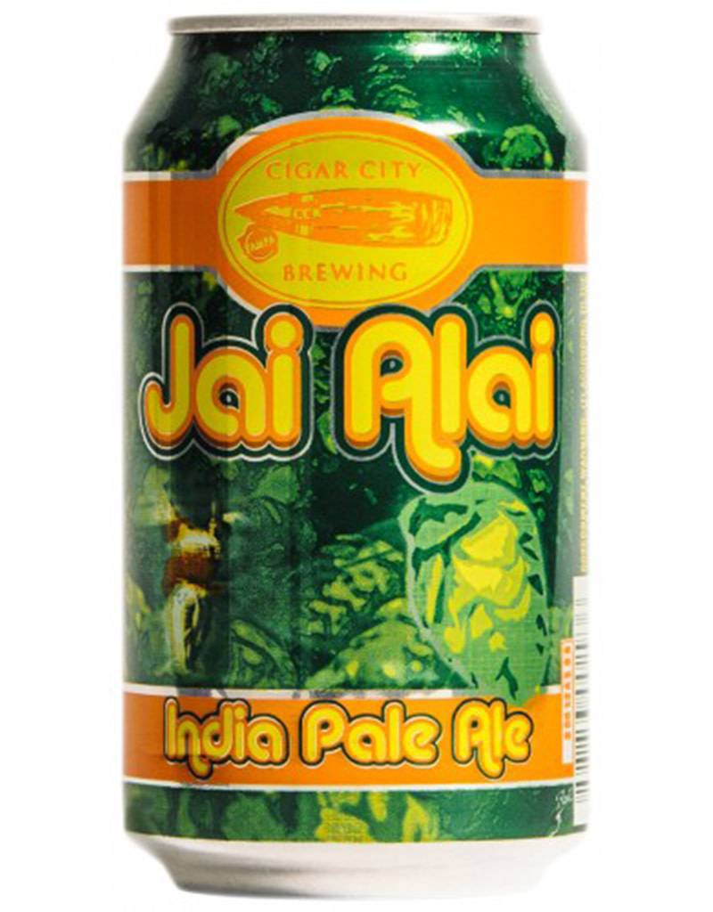 Cigar City Brewing Cigar City Jai Alai IPA, 16oz Single Can