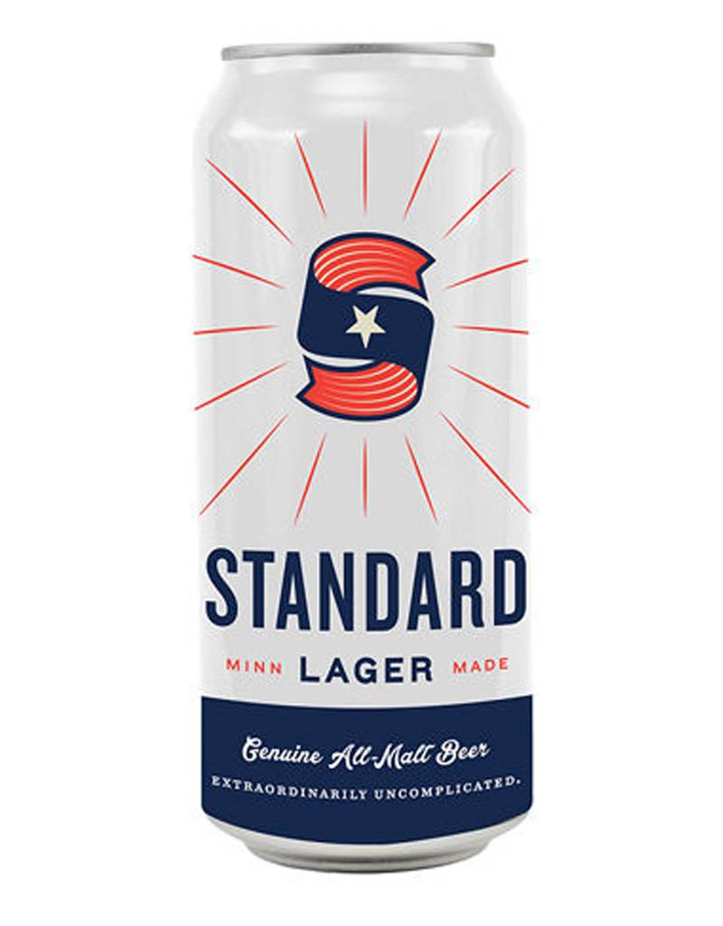 Fulton Standard Lager, Single Can