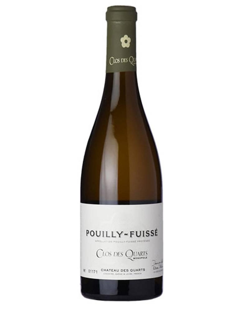 Chateau des Quarts 2014 'Clos des Quarts' Pouilly-Fuisse Burgundy