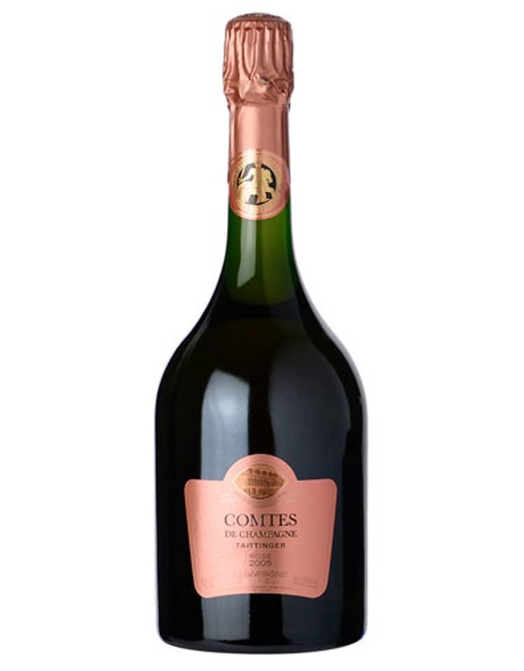 Taittinger 2005 Comtes de Champagne Brut Rosé, Champagne, France