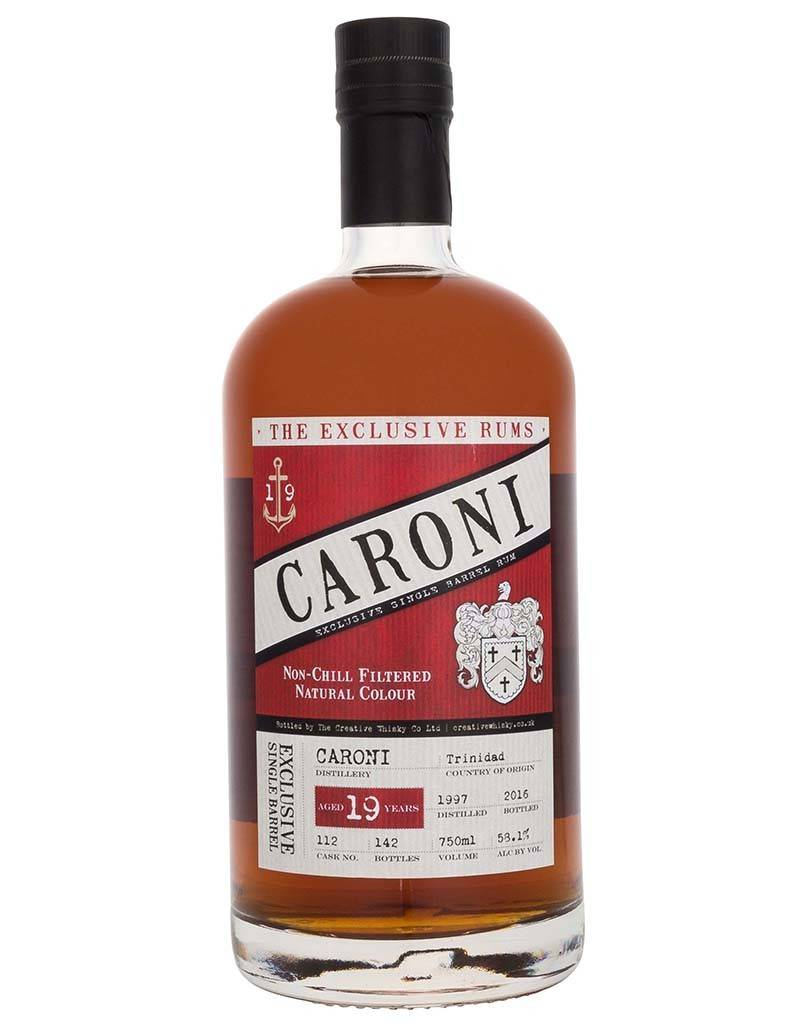 Caroni 19 Year Old Single Barrel Rum, Trinidad