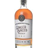Misunderstood Whiskey Co. Ginger Spiced Whiskey