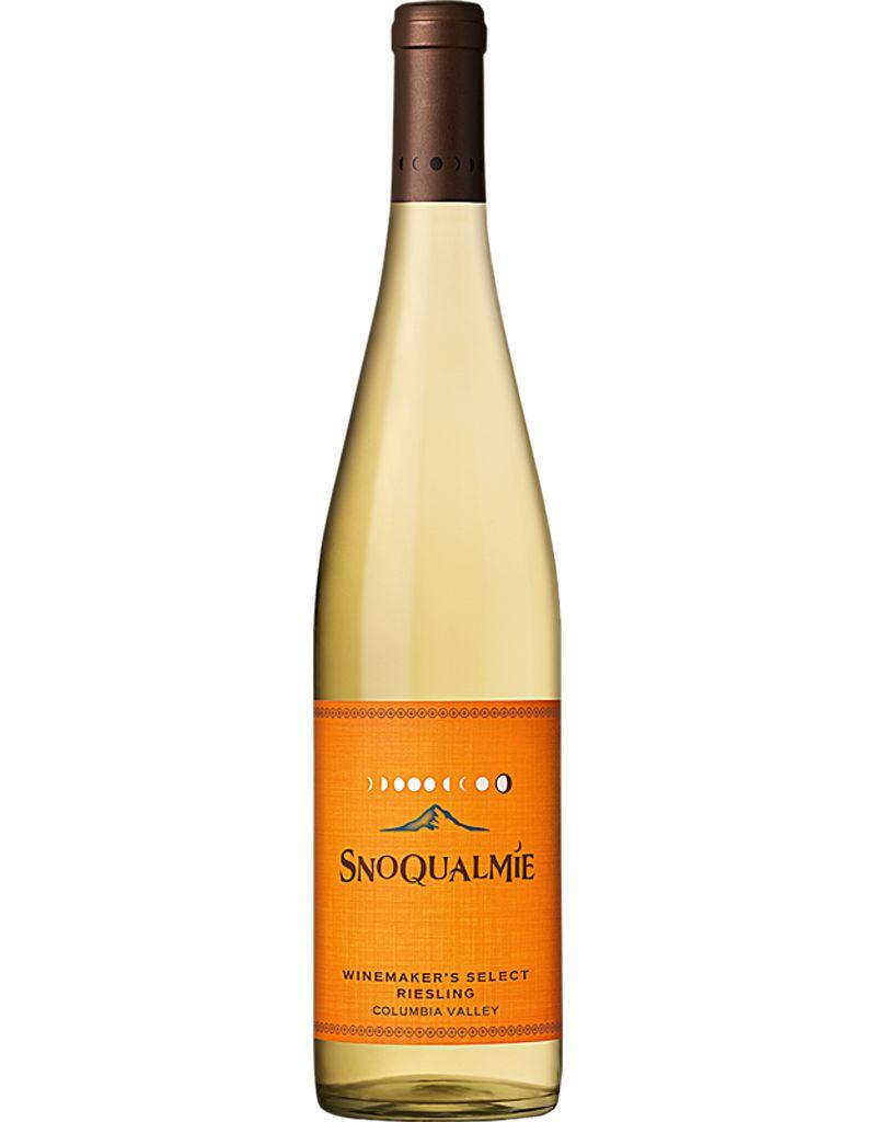 Snoqualmie Vineyards 2015 Winemaker's Select Riesling