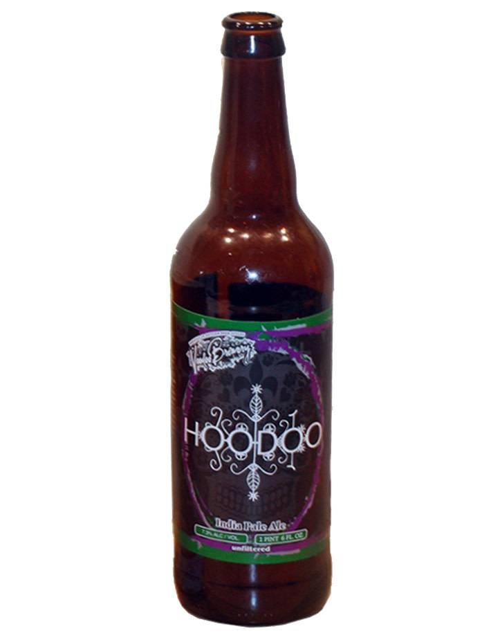 Voodoo Brewery Hoodoo IPA, 4pk Btls