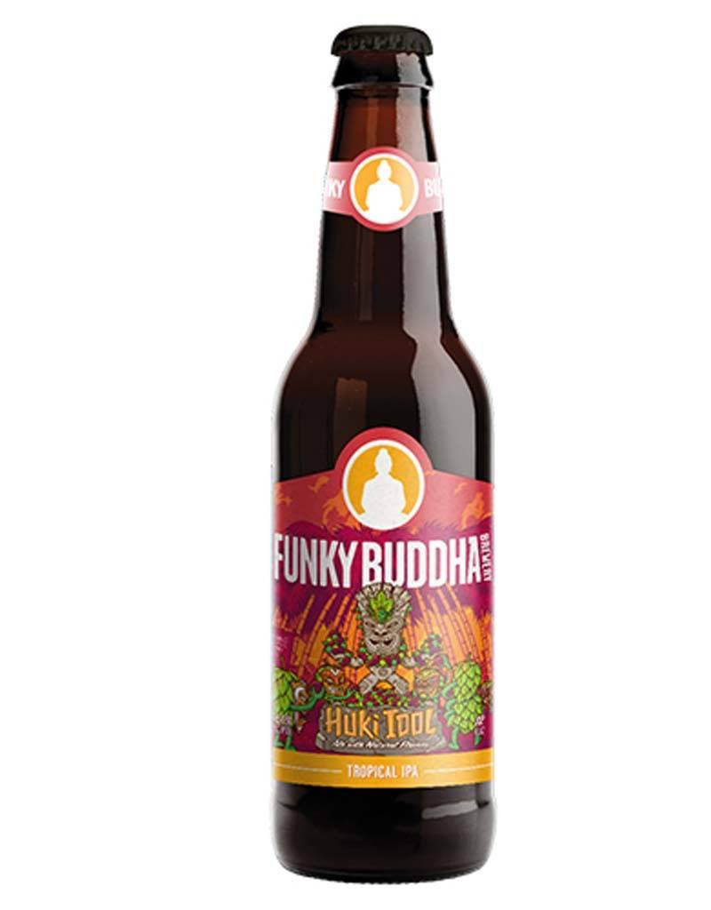 Funky Buddha Brewery 'Huki Idol' IPA, 4pk Btls