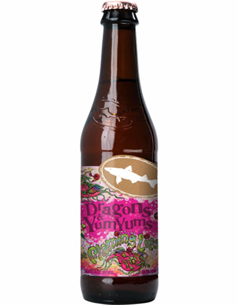 Dogfish Head Dragons and Yums Yums Tropical Pale Ale, 6pk Bottles