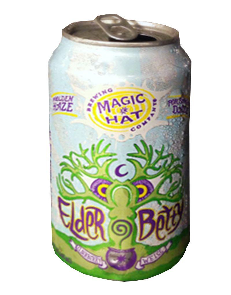 Magic Hat Elder Berry Weiss, 6pk Cans
