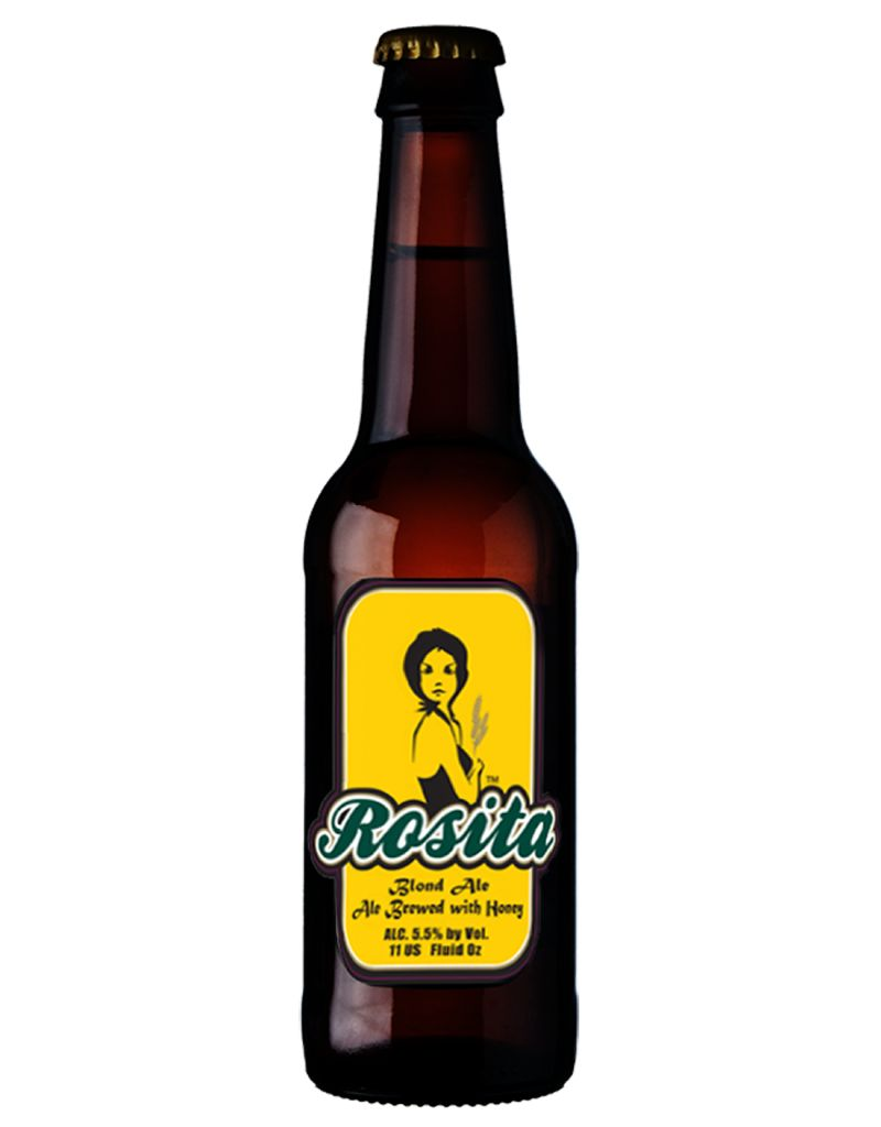 Rosita Honey Blonde Ale, Spain