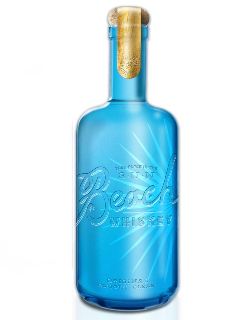 Beach Whiskey Company 'Island Coconut' Whiskey