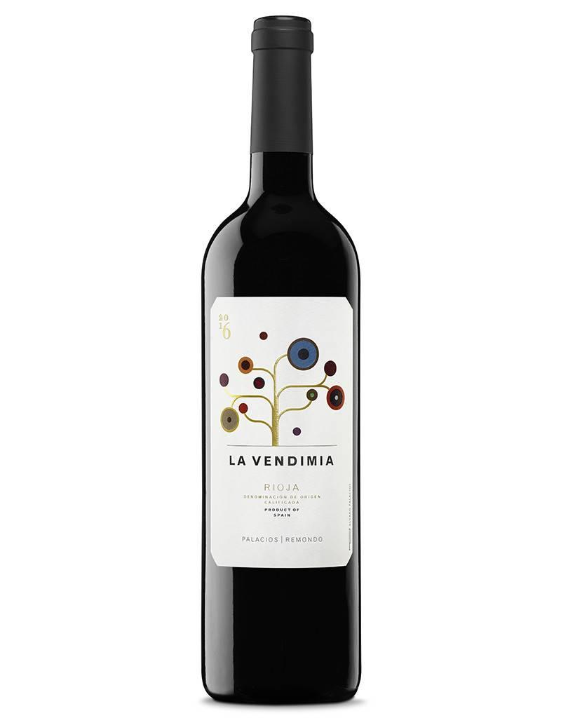 Palacios Remondo 2015 'La Vendimia' Rioja, Spain