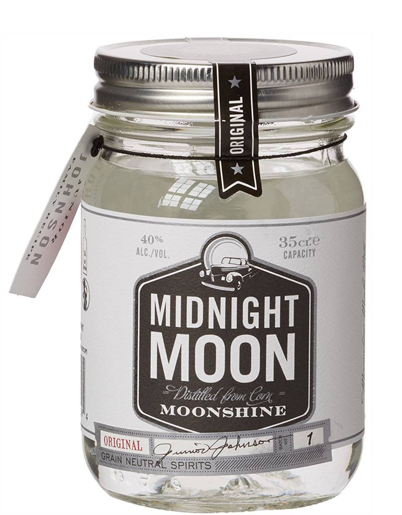 Junior Johnsons Midnight Moon Clear Moonshine