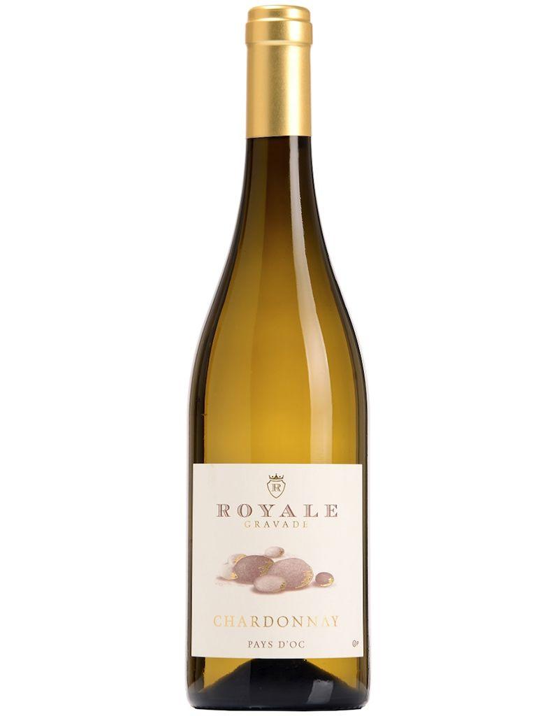 Royale Gravade 2016 Chardonnay, Pays d'oc, France [Kosher]