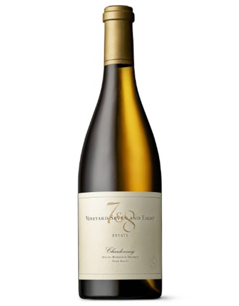 Vineyard Seven and Eight 2015 Estate Chardonnay, Spring Mountain District
