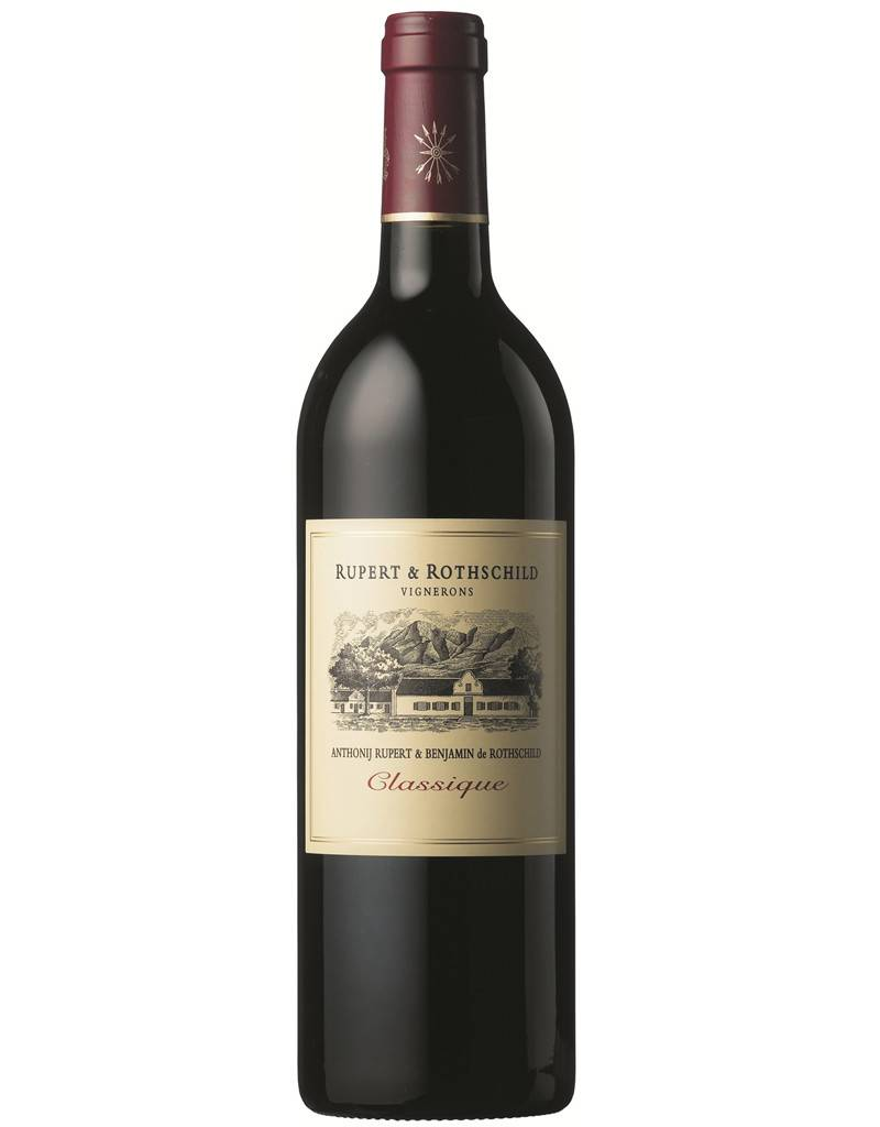 Rupert & Rothschild 2015 'Classique' Red Blend, South Africa