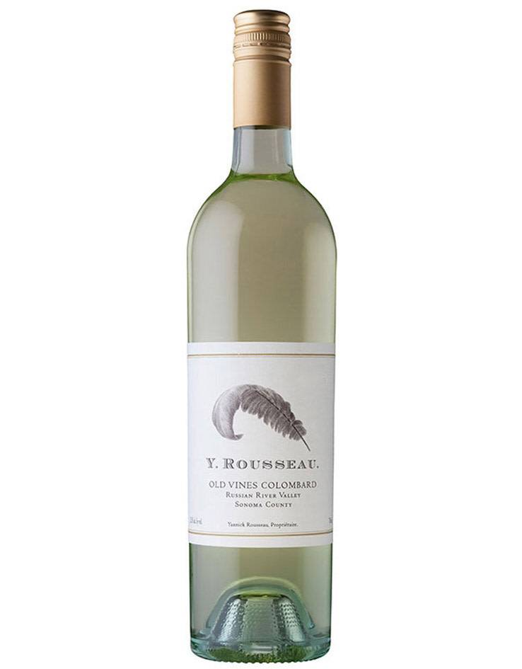 Y. Rousseau 2017 'Colombard' White Wine, Mendocino
