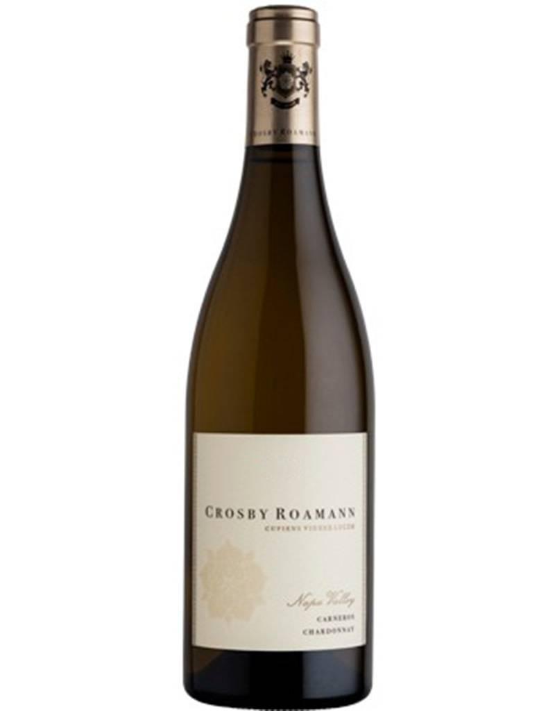 Crosby Roamann Crosby Roamann 2014 Carneros Chardonnay, Napa Valley