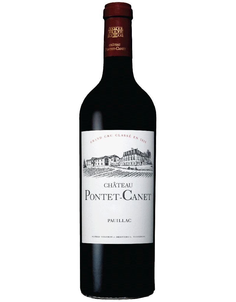 Chateau Pontet-Canet 2015 Bordeaux, Pauillac