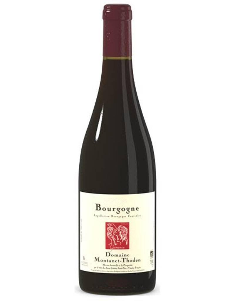 Les Vins de la Cadette Domaine Montanet-Thoden 2015 Bourgogne Garance, Burgundy