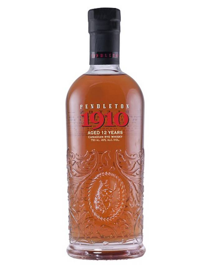 Pendleton 1910 Aged 12 Years Canadian Rye Whiskey, Canada