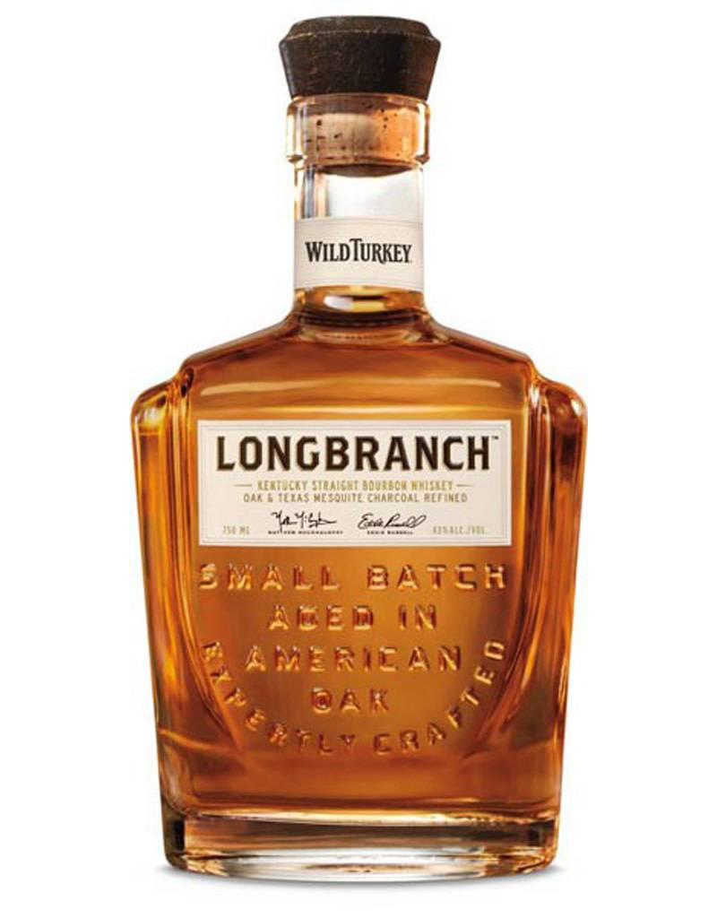 Wild Turkey Longbranch, Small Batch Bourbon, Kentucky