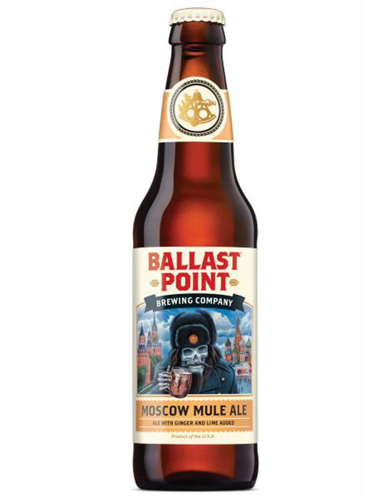 Ballast Point Moscow Mule Ale, 6pk Bottles