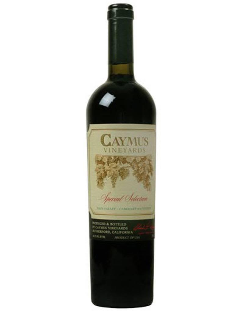 Caymus Caymus 2014 Special Selection, Cabernet Sauvignon