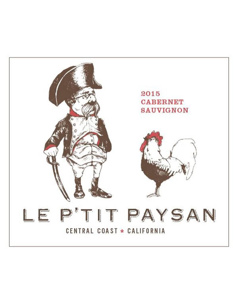 Le P'tit Paysan 2015 Cabernet Sauvignon, Central Coast, CA