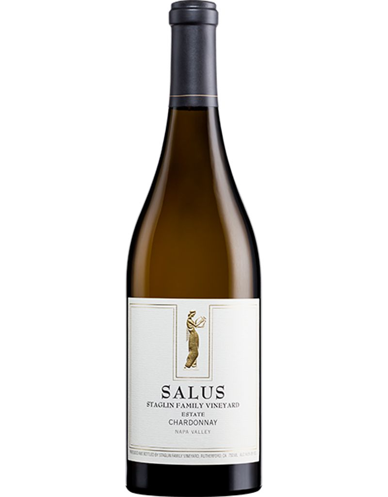 Staglin Family Vineyard Salus Staglin Family Vineyard 2015 Estate Chardonnay, Napa Valley