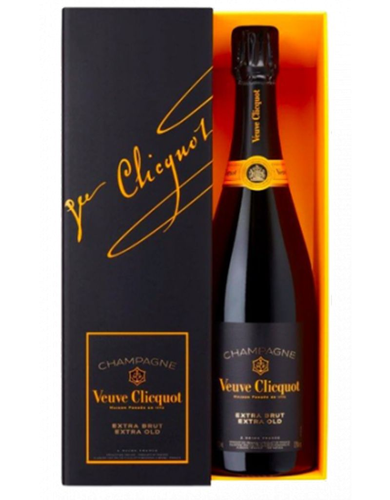 Veuve Clicquot Extra Brut Extra Old NV Champagne