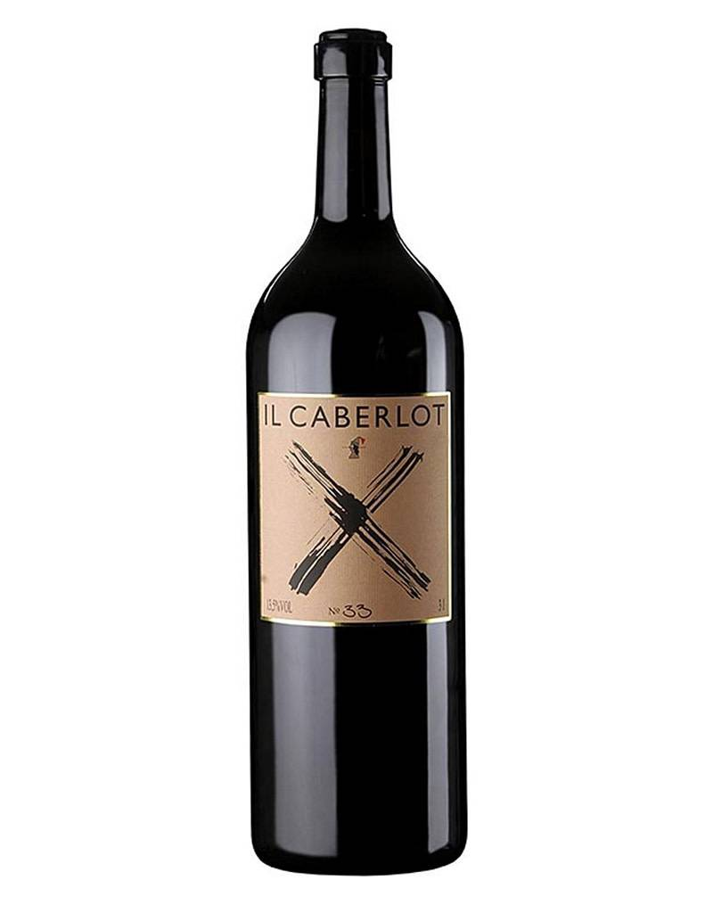 Podere Il Carnasciale 2014 Il Caberlot 'Sommelleria' Toscana IGT, Tuscany