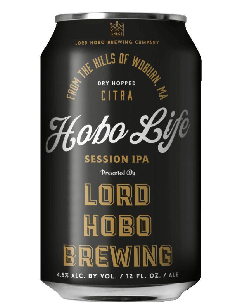 Lord Hobo 'Hobo Life' Session IPA, 6pk Cans
