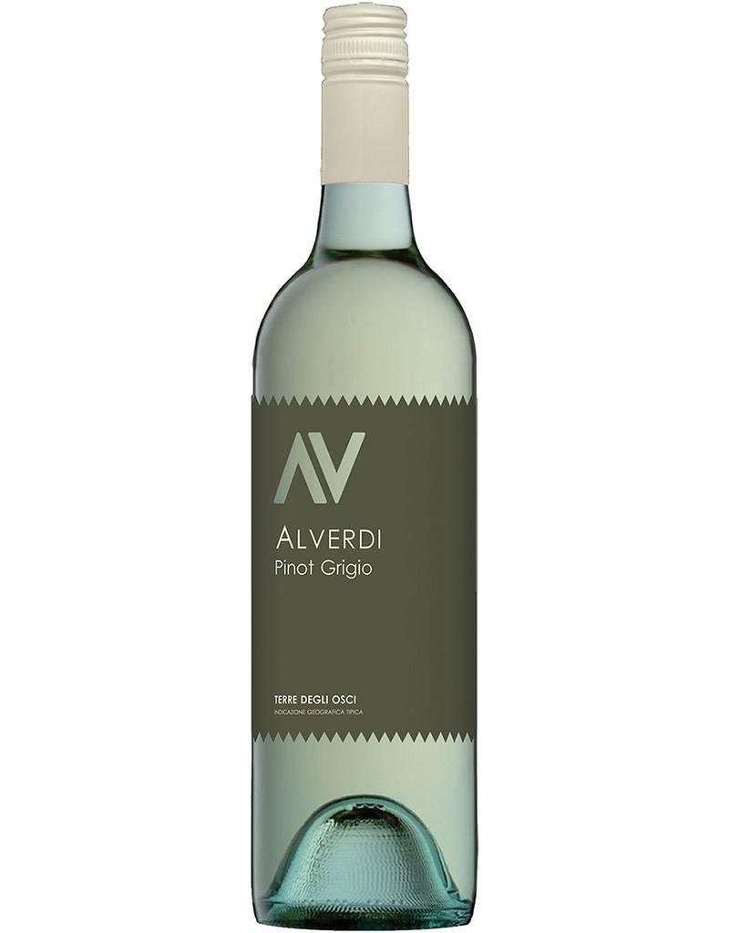 Alverdi 2017 Pinot Grigio Terre degli Osci IGT, Molise, Italy