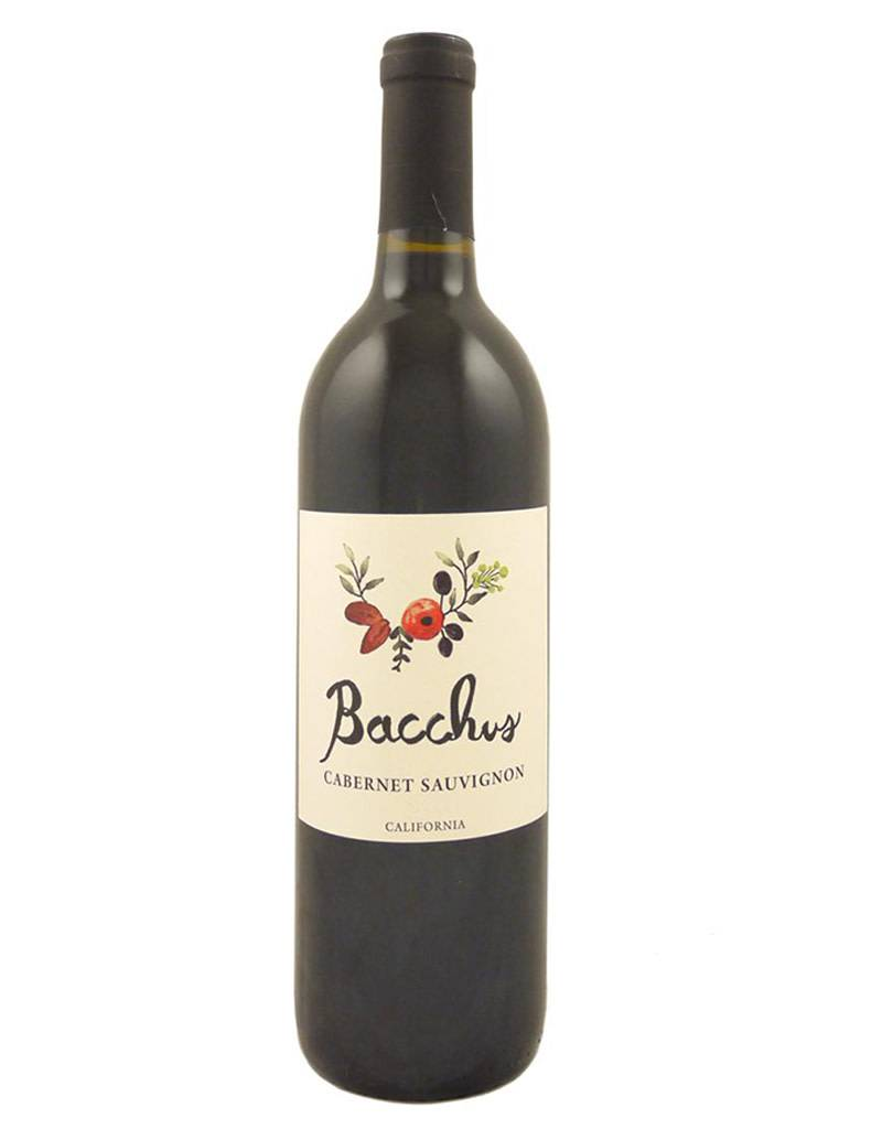 Bacchus 2015 Cabernet Sauvignon, Bacchus Cellars, California