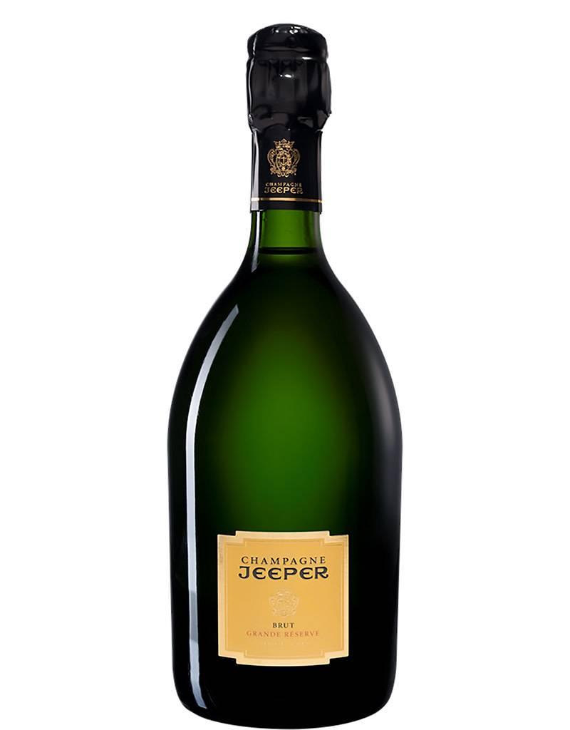 Champagne Jeeper Champagne Jeeper The Grande Reserve Chardonnay, Blanc de Blanc