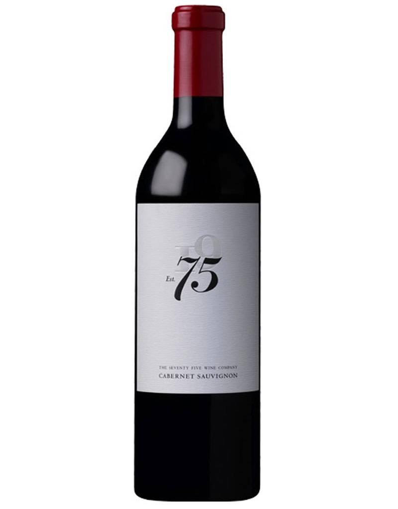 Tuck Beckstoffer 2016 75 Wine Co. Cabernet Sauvignon