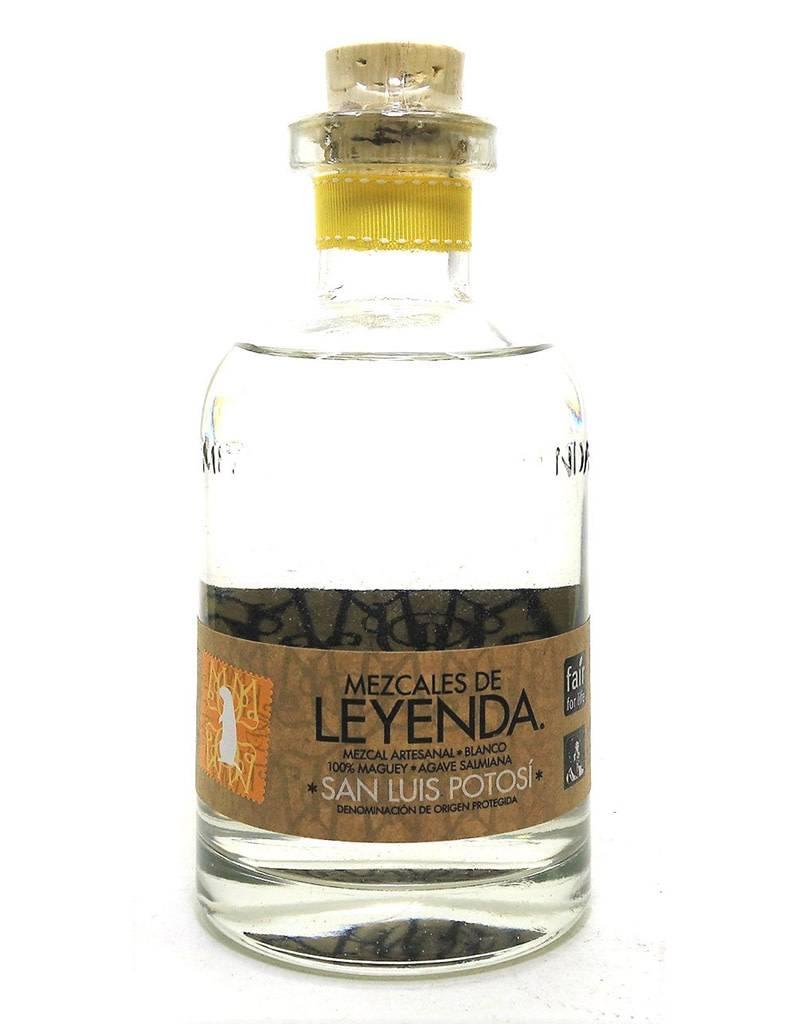 Mezcales de Leyenda San Luis Potosí 84 Proof Non-Smokey Mezcal