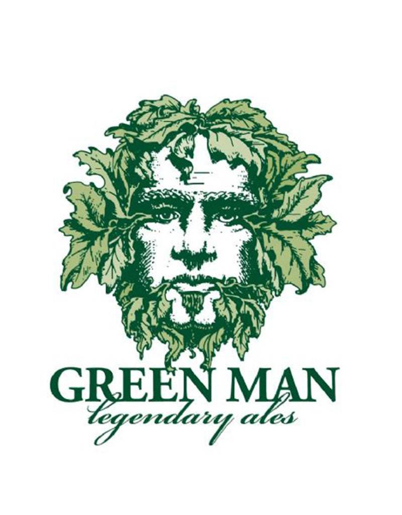 Green Man Lager Beer, 6pk Cans