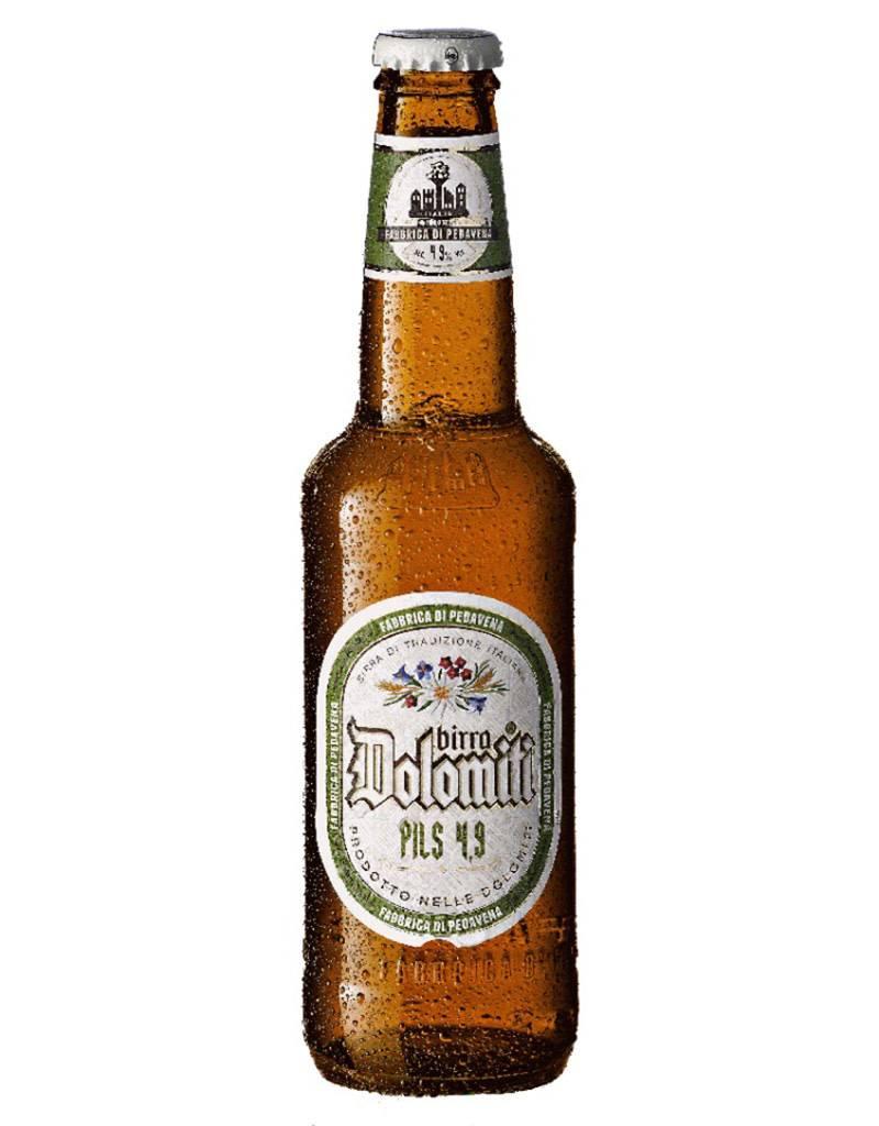 Birra Dolomiti Pilsner, 6pk Bottles