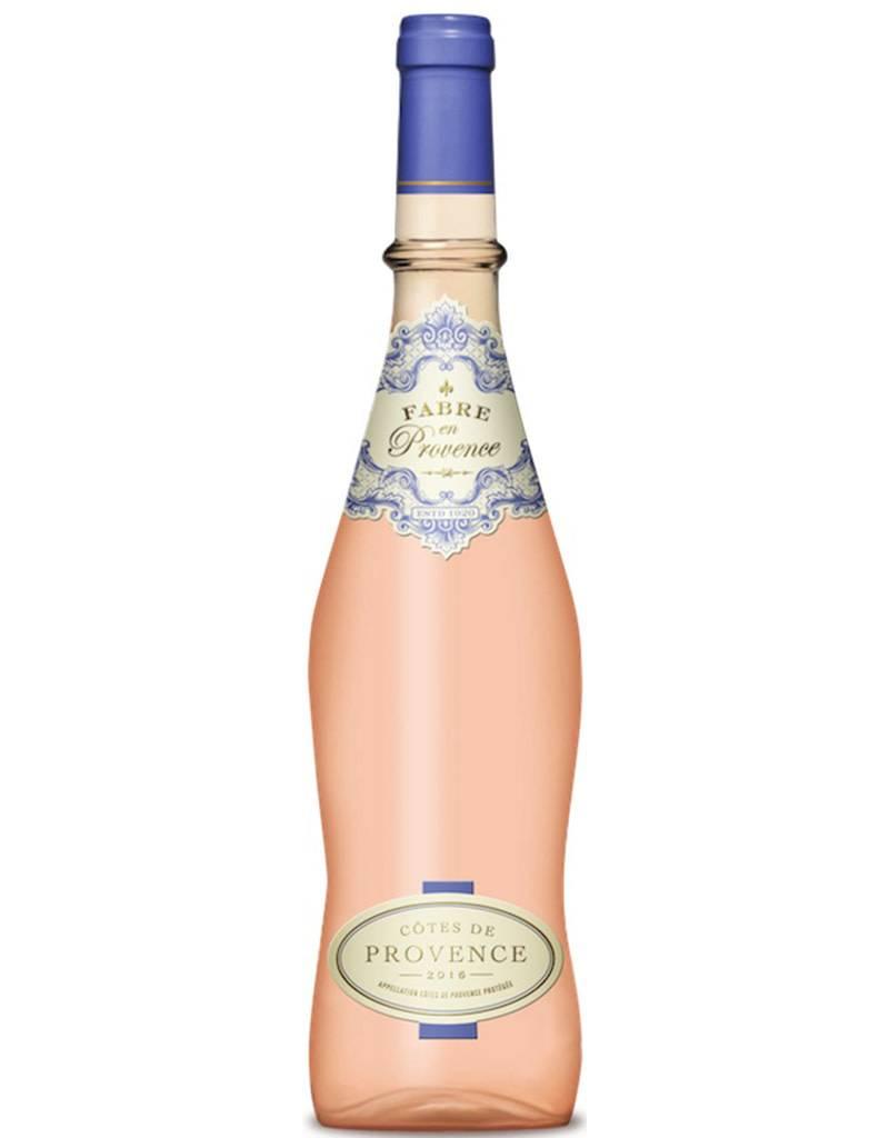 Fabre 2017 Cotes de Provence, Rosé